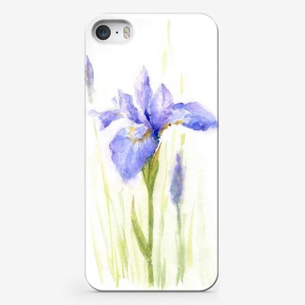 Чехол iPhone «Цветущее лето.»