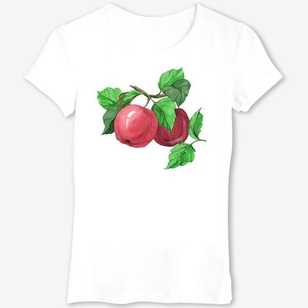 Футболка «Яблоки»