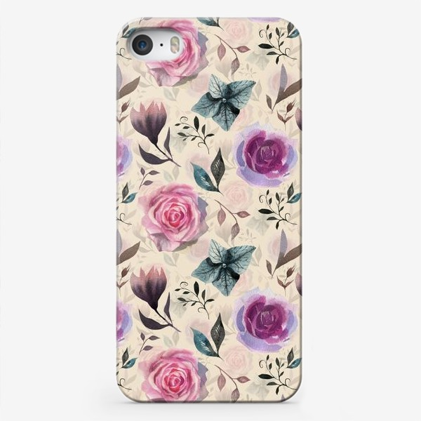 Чехол iPhone «Vintage Garden »