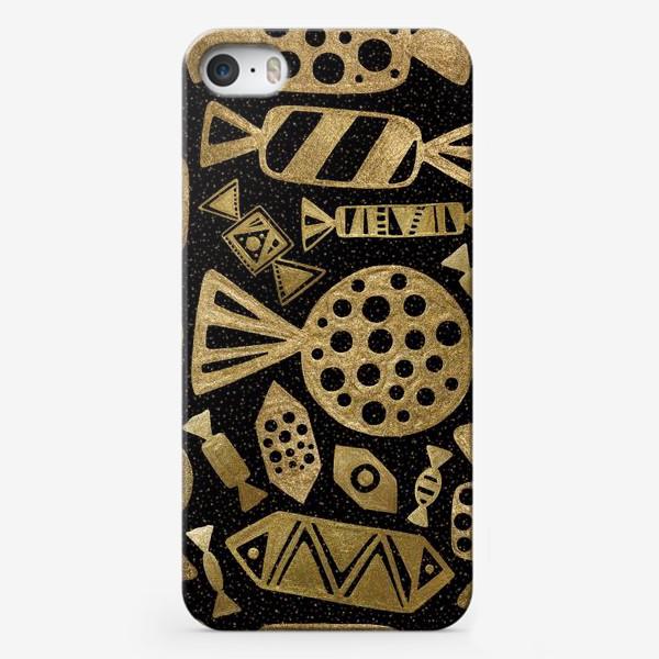 Чехол iPhone «Конфеты»