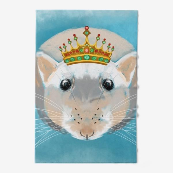 Полотенце «мышка в короне»