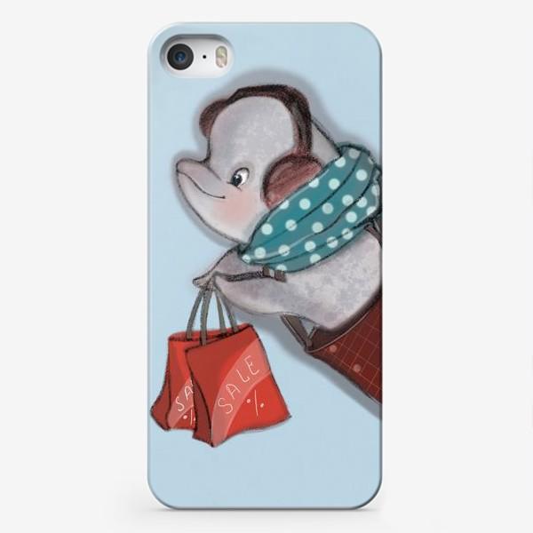 Чехол iPhone «Распродажи - это весело»
