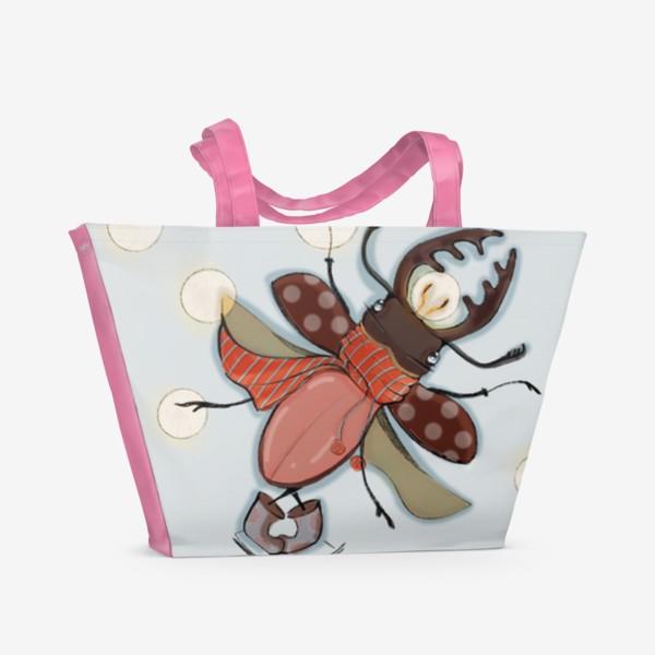 Пляжная сумка «Каток»
