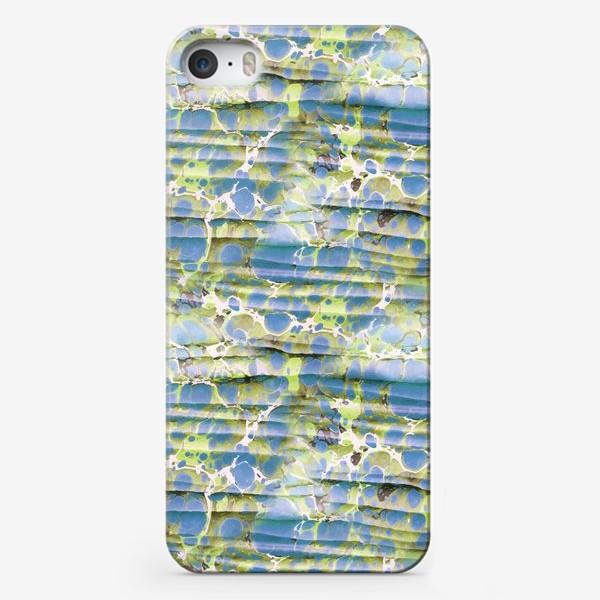 Чехол iPhone «Эбру фантазия»