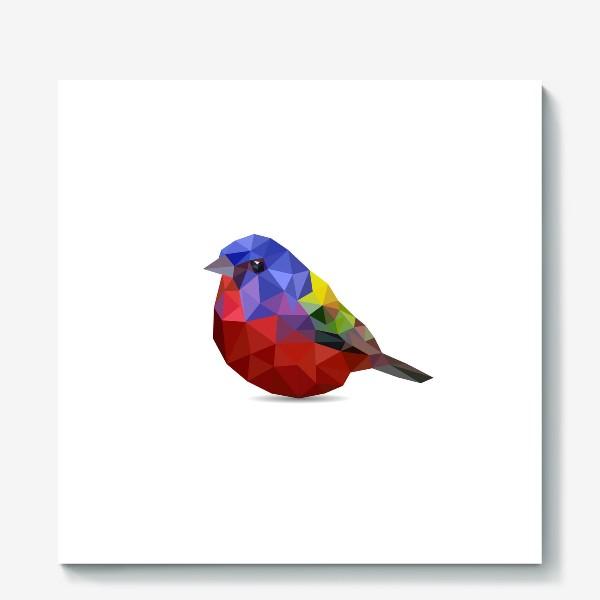 Холст «Птица»