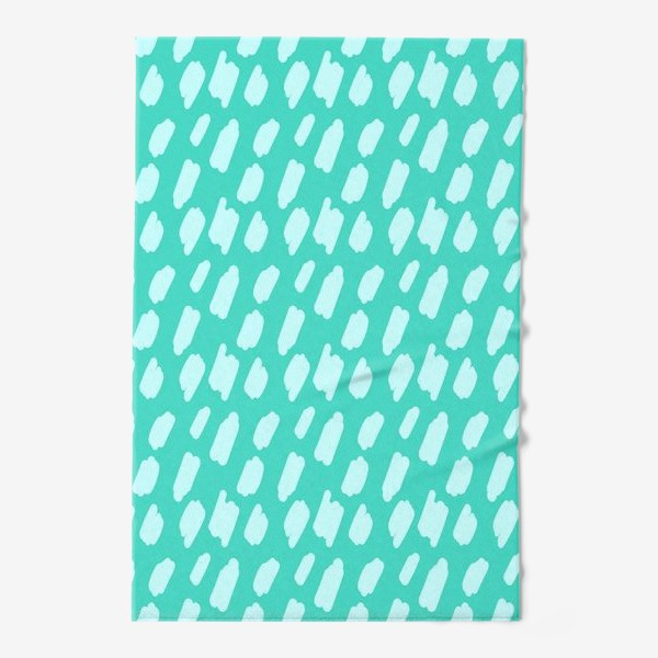 Полотенце «мятний абстрактный фон из пятен краски»