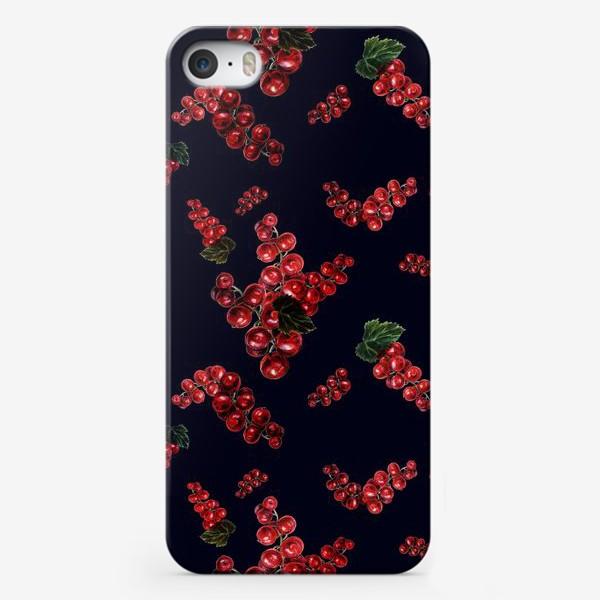 Чехол iPhone «Смородинка»