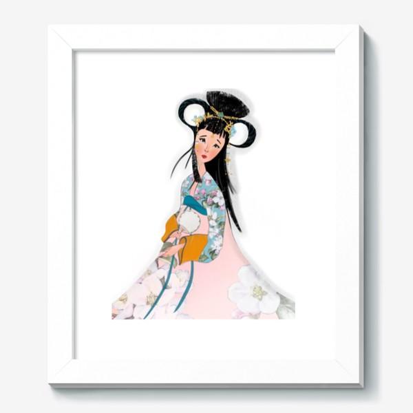 Картина «Принцесса Киую »