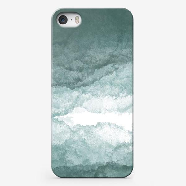 Чехол iPhone «Сизый туман »