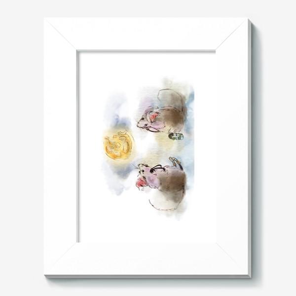 Картина «кусочек сыра»