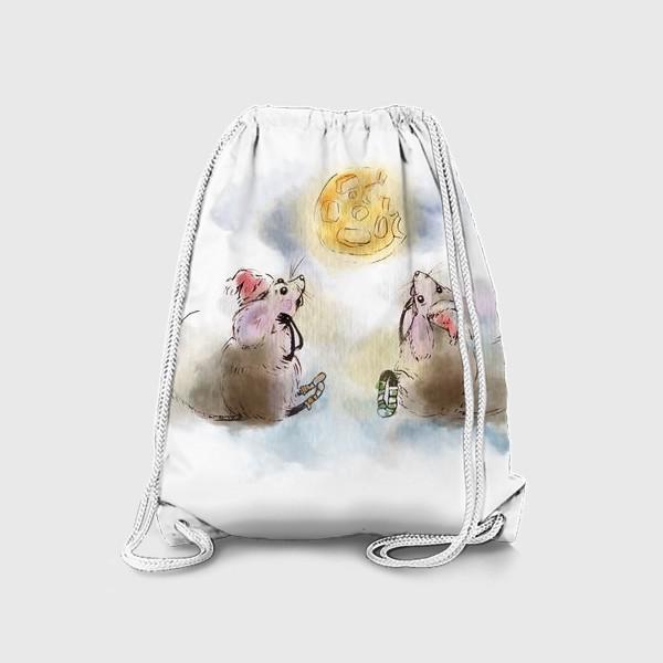 Рюкзак «кусочек сыра»