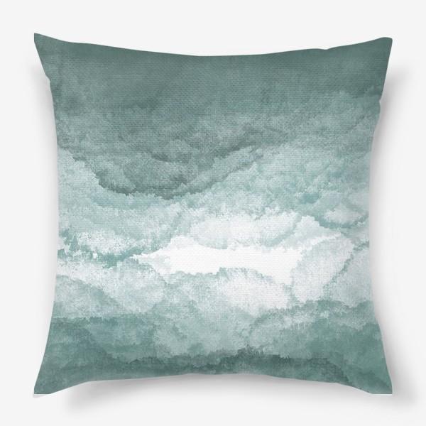 Подушка «Сизый туман »