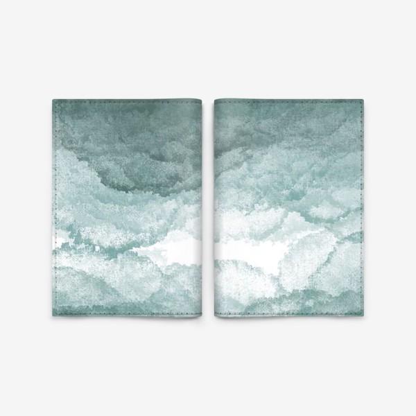 Обложка для паспорта «Сизый туман »
