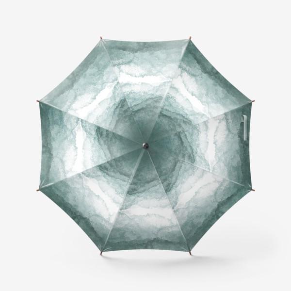 Зонт «Сизый туман »