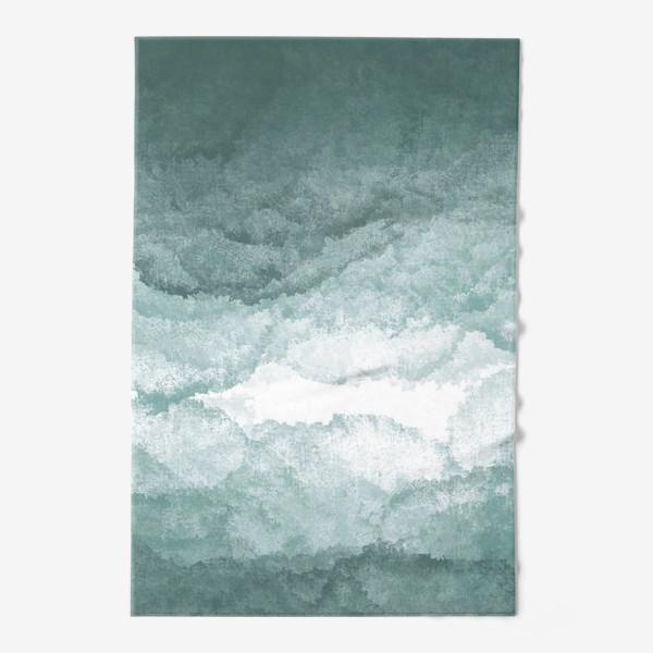 Полотенце «Сизый туман »
