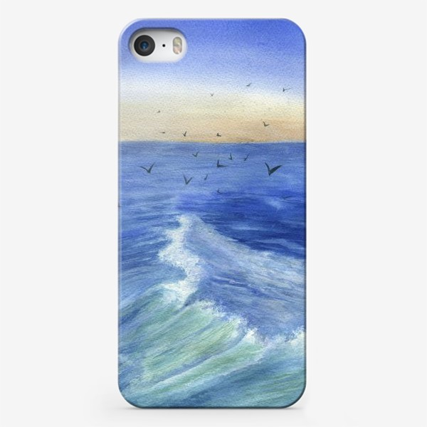 Чехол iPhone «Волна»