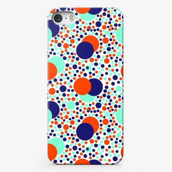 Чехол iPhone «Яркие детские шарики»