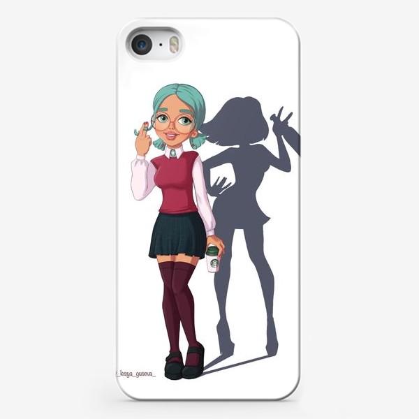 Чехол iPhone «Элис Близнецы»