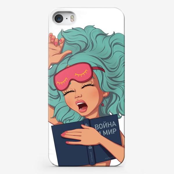 Чехол iPhone «Элис Лев»