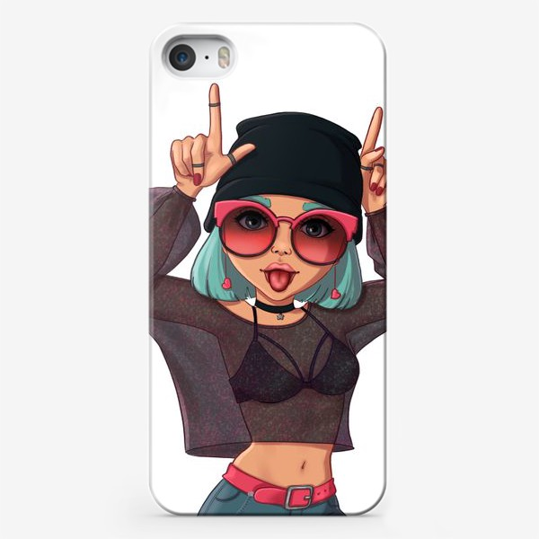 Чехол iPhone «Элис Овен»