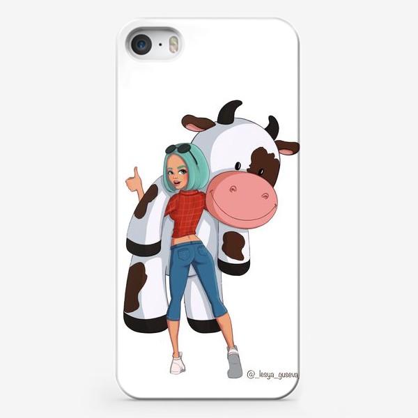 Чехол iPhone «Элис Стрелец»