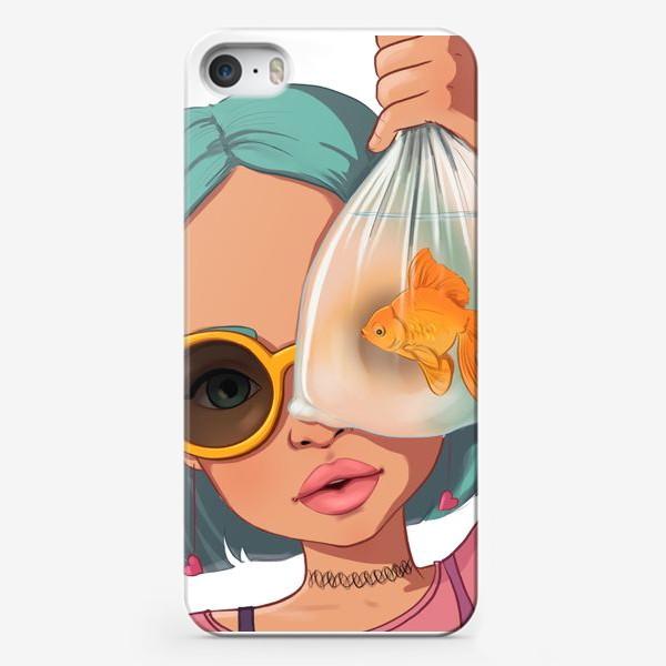 Чехол iPhone «Элис Рыбы»