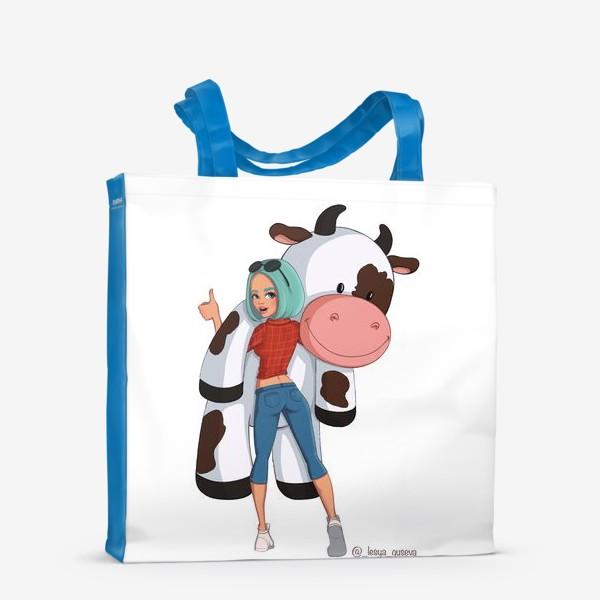 Сумка-шоппер «Элис Стрелец»
