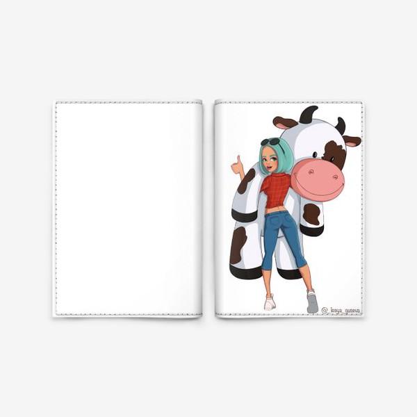 Обложка для паспорта «Элис Стрелец»