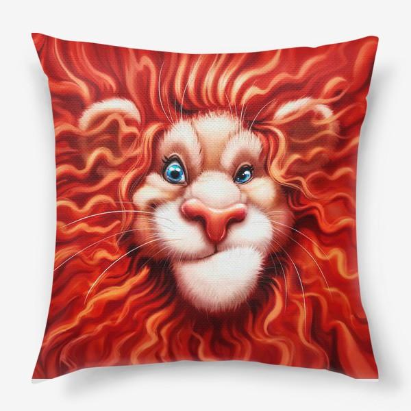 Подушка «Lion»