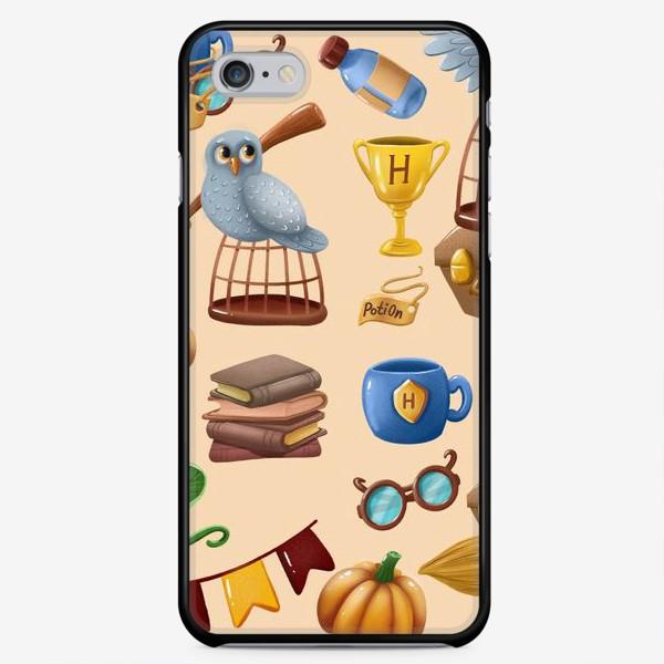 Чехол iPhone «Волшебный паттерн»