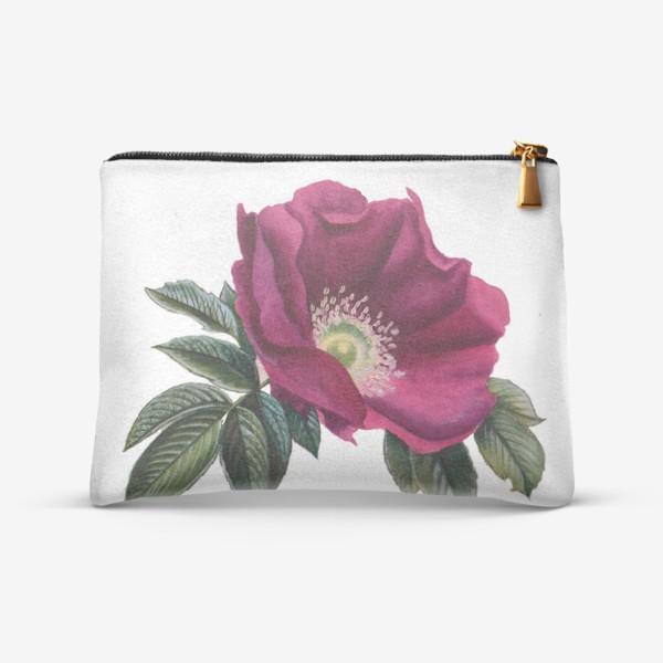 Косметичка «Цветок шиповника»