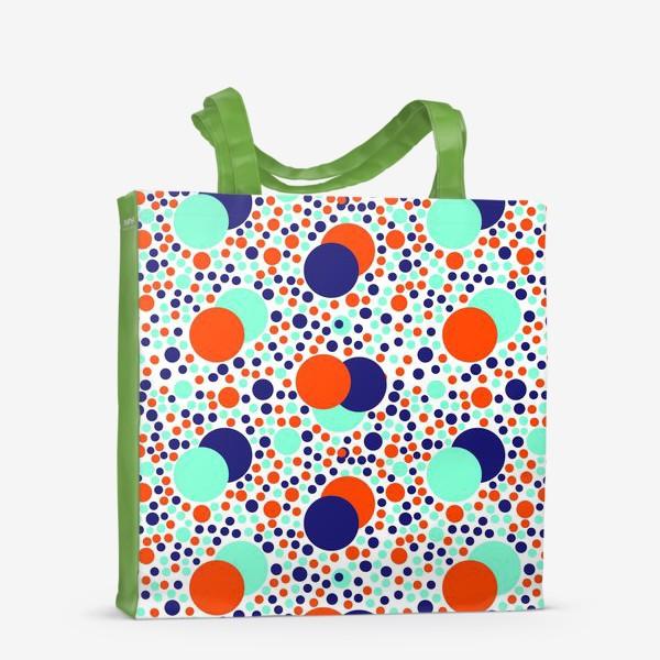Сумка-шоппер «Яркие детские шарики»