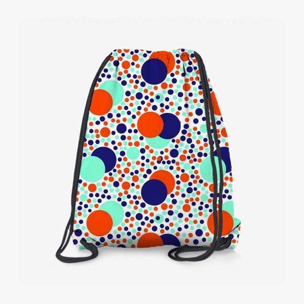 Рюкзак «Яркие детские шарики»