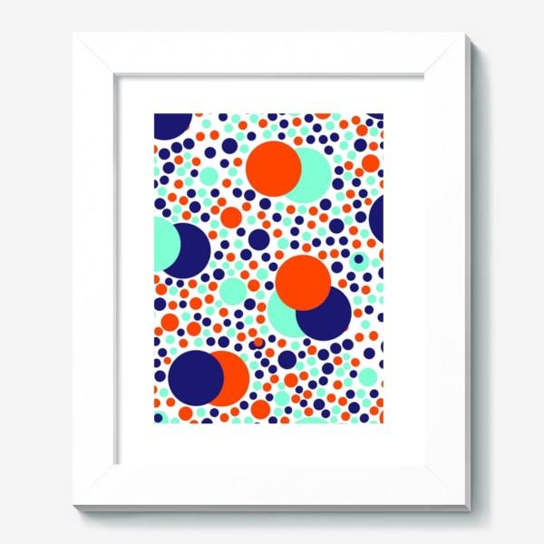 Картина «Яркие детские шарики»