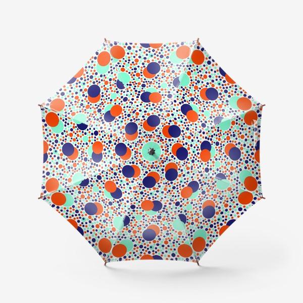 Зонт «Яркие детские шарики»