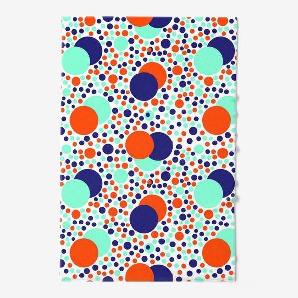 Полотенце «Яркие детские шарики»