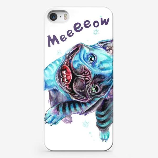 Чехол iPhone «Чеширский пёс»