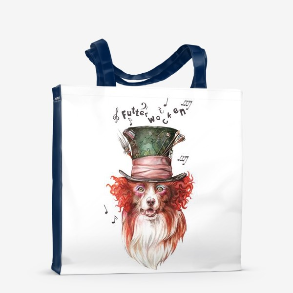 Сумка-шоппер «Шляпник»