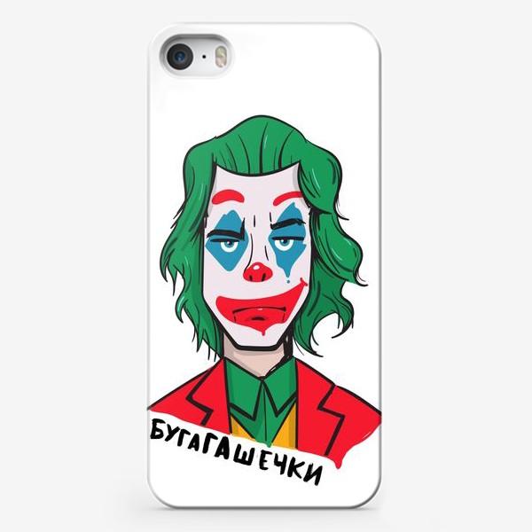 Чехол iPhone «Джокер »
