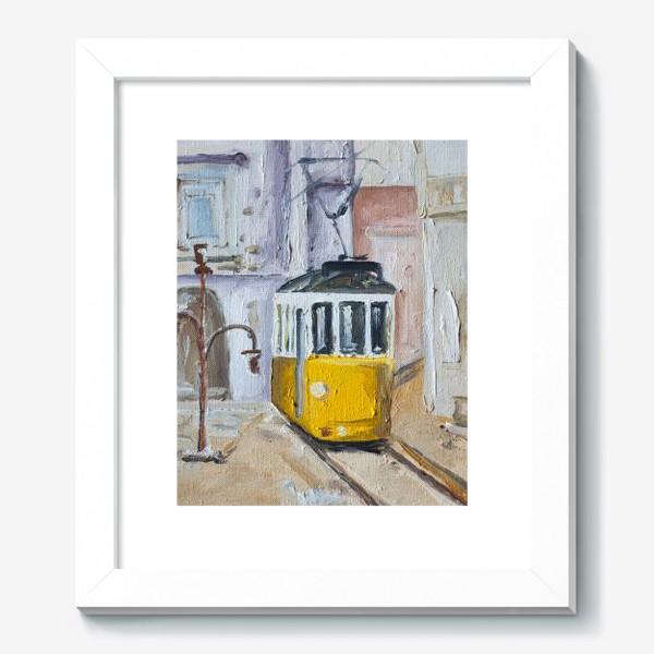 Картина «Трамвай №28»