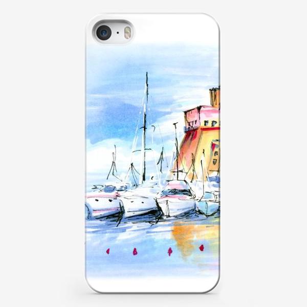 Чехол iPhone «Sicily»
