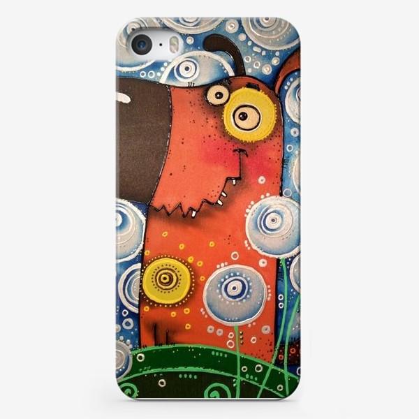 Чехол iPhone «Одуванчики»