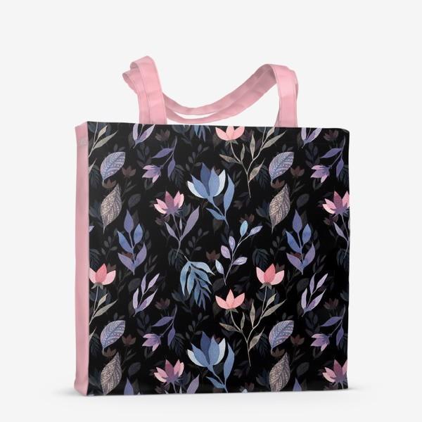 Сумка-шоппер «Midnight Flowers»