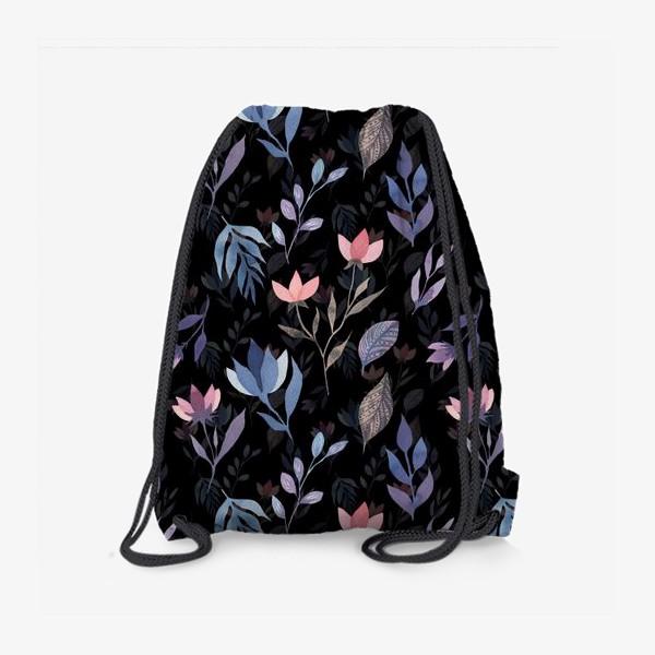 Рюкзак «Midnight Flowers»