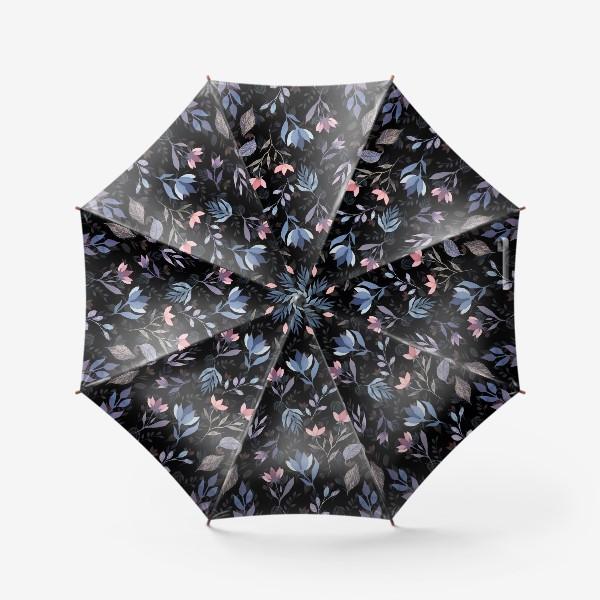 Зонт «Midnight Flowers»