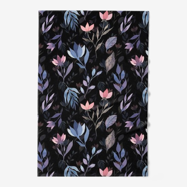 Полотенце «Midnight Flowers»
