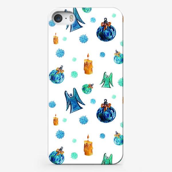 Чехол iPhone «АНГЕЛЫ»