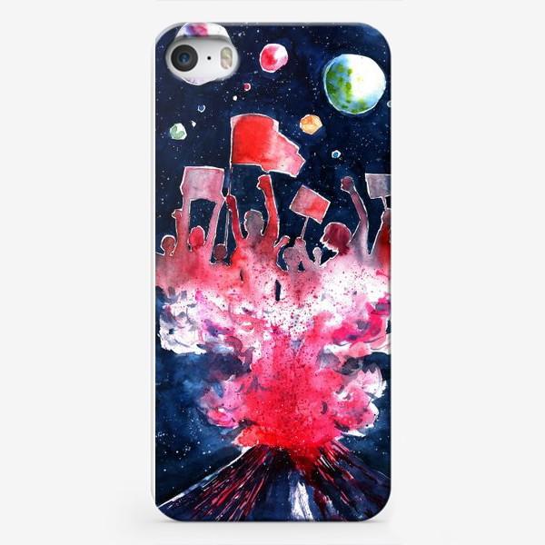 Чехол iPhone «Революция »