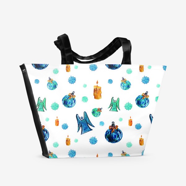 Пляжная сумка «АНГЕЛЫ»