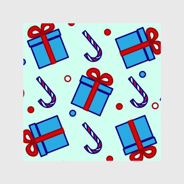 Шторы «Подарки и леденцы»